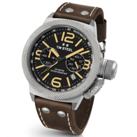 TW Steel CS33 Canteen Chronograaf Horloge 45mm