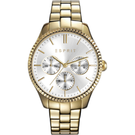 Esprit Essentials Gold Tone Uhr 36 mm