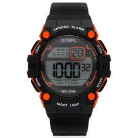 Olympic Surfing Digitaal Herenhorloge 46mm