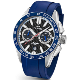 TW Steel GS4 Yamaha Factory Racing Chronograaf Horloge 46mm