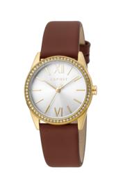 Esprit Gold  Dames horloge 34 mm