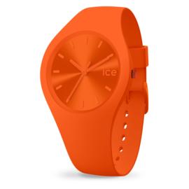 Ice Watch Colour Tango Orange Horloge 40 mm