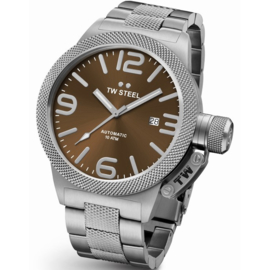 TW Steel CB26 Canteen Bracelet Automatic  XL Uhr 50mm