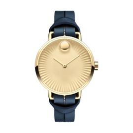 Movado Edge Gold Dameshorloge 34mm