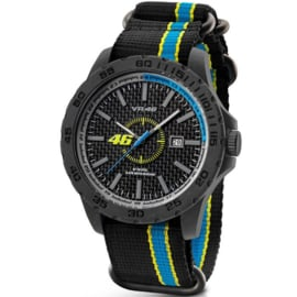 TW Steel Yamaha Factory Racing VR46 Valentino Rossi VR10 Uhr 45mm