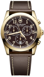 Victorinox Swiss Military Infantry Chrono Herrenuhr 40mm