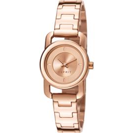 Esprit Dora Rose Gold Tone horloge 24 mm