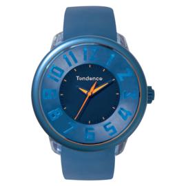 Tendence Fantasy Horloge Blue XXL