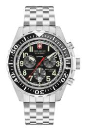 Swiss Military Hanowa Touchdown Heren Horloge 44 mm