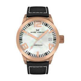 Marc Coblen MC42R5 Parelmoer Horloge 42mm