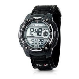 Sector Expander Street Fashion Digital Horloge 44 mm