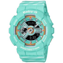 Casio Baby-G Horloge BA-110CH-3AER 44mm