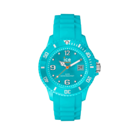 Ice Watch Forever  Small Turquoise Horloge 35mm