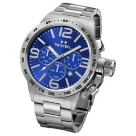TW Steel CB13 Canteen Chronograaf Horloge 45mm