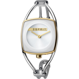 Esprit Lofty Silver/Gold Damenuhr 25 mm
