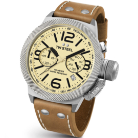 TW Steel CS14 Canteen XL Chronograph Uhr 50mm