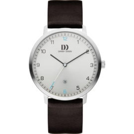 Danish Design Horloge 41 mm Staal