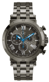 Gc: Guess Collection Insider Herenhorloge Swiss Made 44mm
