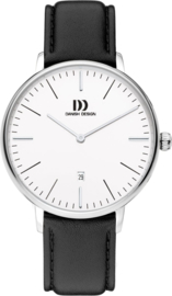 Danish Design Herenhorloge 40mm Staal