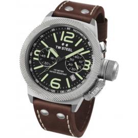 TW Steel CS24 Canteen Chronograaf Horloge 45mm (DEMO)