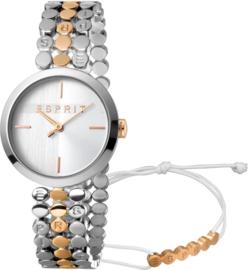 Esprit Bliss Gold Set horloge 30 mm