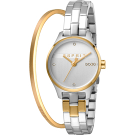 Esprit Essential Glam Set horloge 30 mm