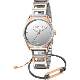 Esprit Love Gold/Silver Set horloge 30 mm