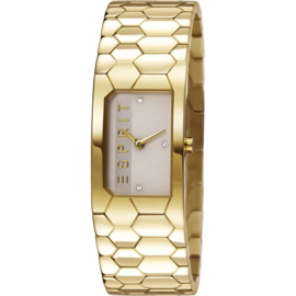 Esprit Houston Gold Tone  Uhr 20 mm