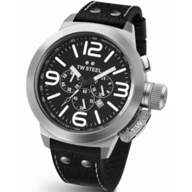 TW Steel TW4 Canteen XL Chronograph Uhr 50mm