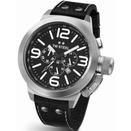 TW Steel TW4 Canteen XL Chronograaf Horloge 50mm