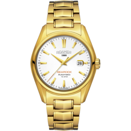 Roamer Searock Automatic 10ATM Herenhorloge 42mm