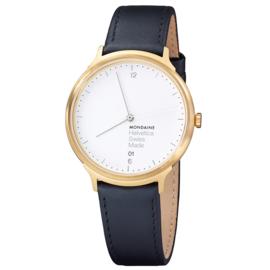 Mondaine Helvetica Light Horloge 38 mm