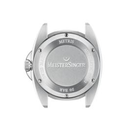 Meistersinger Metris Uhr Automat - 38mm