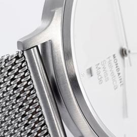 Mondaine Helvetica No.1 Regular Dameshorloge 33 mm