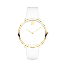 Movado Museum 70th Anniversary Goud Dameshorloge 35mm