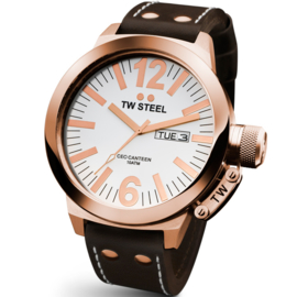 TW Steel CE1018 CEO Canteen XL Horloge 50mm