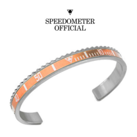Speedometer Official Armband SBR0509 Orange