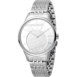 Esprit Grace Silver horloge 34 mm