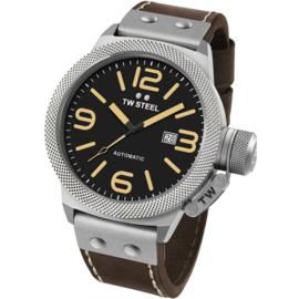 TW Steel CS36 Canteen XL Automaat Horloge 50mm
