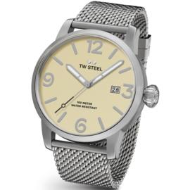 TW Steel MB02 Maverick Bracelet Horloge 48mm