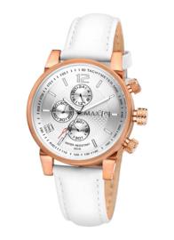 Max Watches Elegant  Dames Horloge RVS 38mm