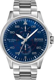 Hugo Boss Aviator Uhr 44 mm