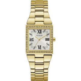 Guess Chateau horloge staal 28 mm