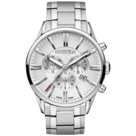 Roamer Superior Chrono Herenhorloge 44mm
