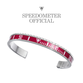 Speedometer Official Armband SBRXMASRED Red