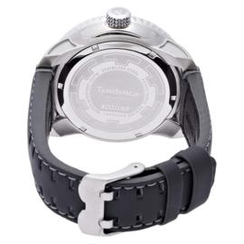 Tendence Swiss Made Horloge Steel Grey 10ATM XXL