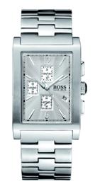 Hugo Boss Incognito Chrono Herrenuhr 30mm