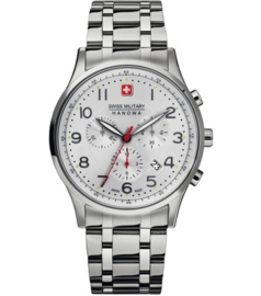 Swiss Military Hanowa Patriot chronograaf horloge 43 mm