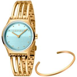 Esprit Unity Gold Set horloge 30 mm