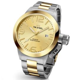 TW Steel CB51 Canteen Bracelet Horloge 45mm